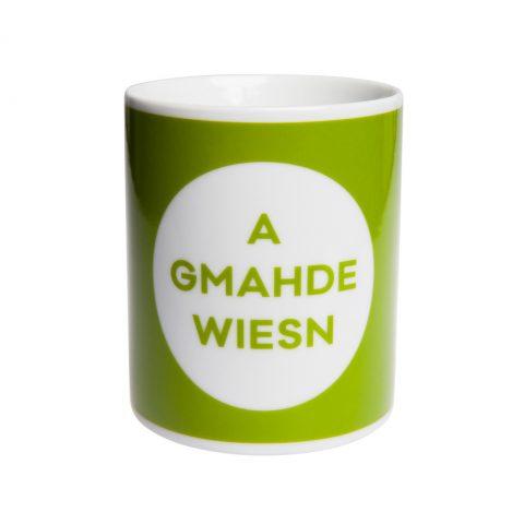 "Tasse ""a gmahde Wiesn"""